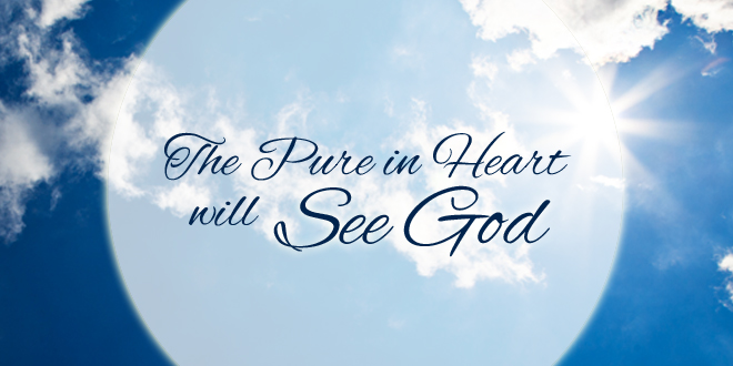 how to become pure in heart
