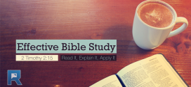 EffectiveBibleStudy